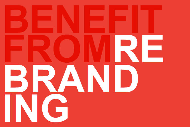 Benefit From A Rebrand
