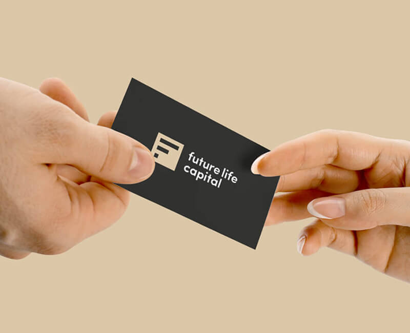 Business cards future life