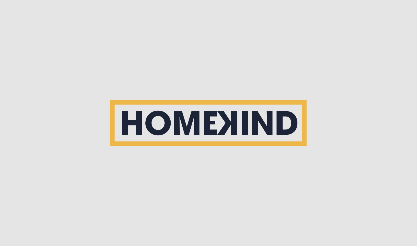 Homekind logo design